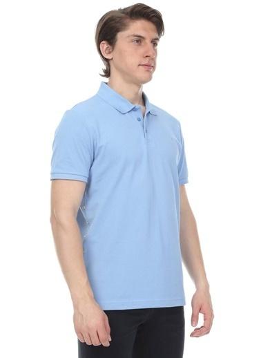Abbate Polo Tshırt Mavi